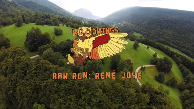 René Joye - Raw Run @ WoodWings