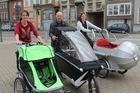 Start to... bakfiets in Kortrijk