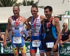 Kenneth Vandendriessche wint Volcano Triathlon in Lanzarote