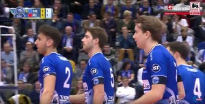 VIDEO De highlights van Knack vs. Belgorod