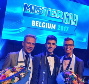 VIDEO Roeselarenaar Jaimie Deblieck is nieuwe Mister Gay Belgium