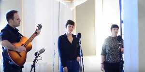 VIDEO Lucy and The Birds gunnen zichzelf cadeau met videoclip bij 'Not alone'