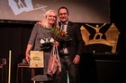 Carine Coigné wint Personality Award in Kortrijk