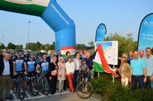 Duinbossenroute verwent mountainbikers in De Haan