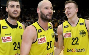 BC Oostende opent Europees met drie thuismatchen op vier