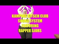 Kamping Kitsch Club Soundsystem feat. Rapper Sjors - 't Is ne levensstijl