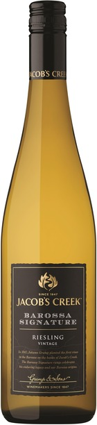 Jacob's Creek Barossa Signature Riesling 2017