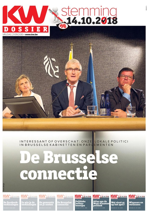 Dossier 4: De Brusselse Connectie