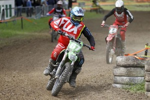 West-Vlamingen scoren op motorcross in Eksaarde
