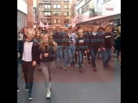 Protest school Roeselare
