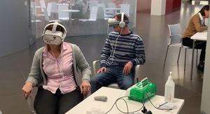 AZ Damiaan in Oostende gaat Virtual Reality toer op